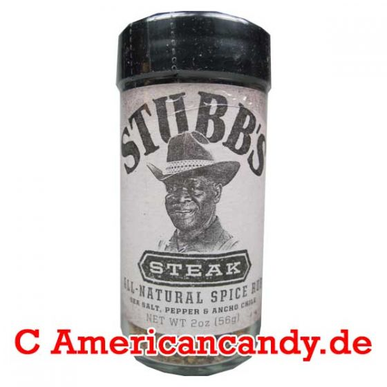 Stubb's STEAK Spice Rub (Gewürz)