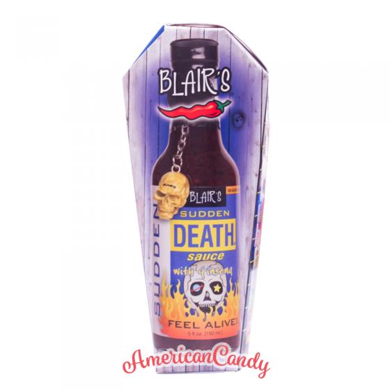 Blair's Sudden Death Sauce Hottest