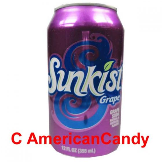 Sunkist Grape incl. Pfand