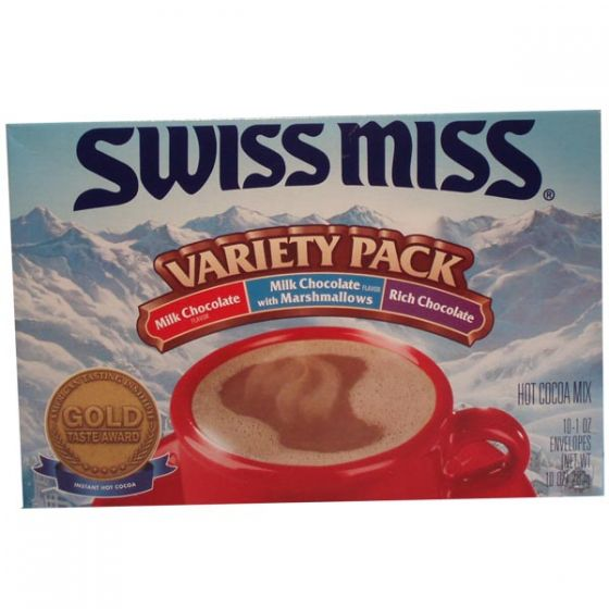 Swiss Miss Variety Pack 283g