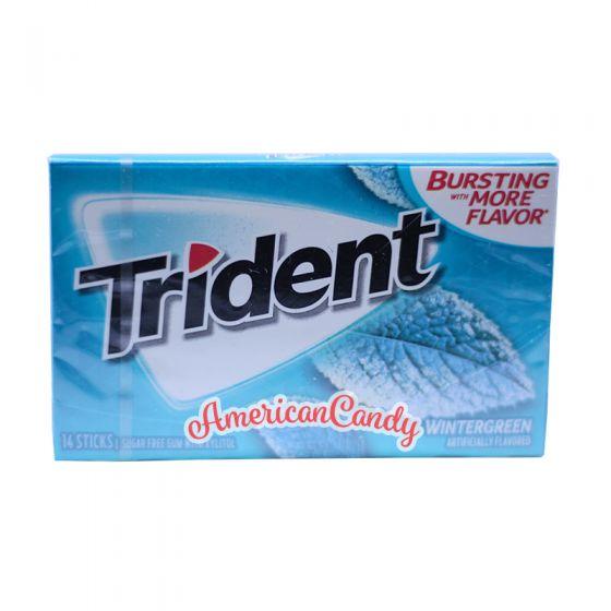 Trident Wintergreen 14er