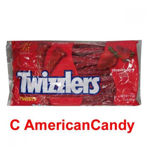 Twizzlers Strawberry Twists BIG PACK 453g