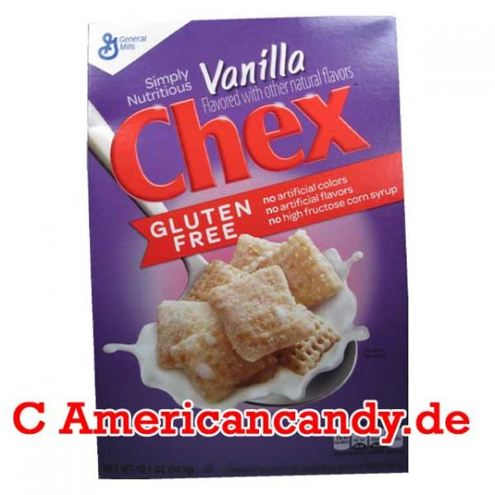 General Mills Rice Chex Vanilla 343g