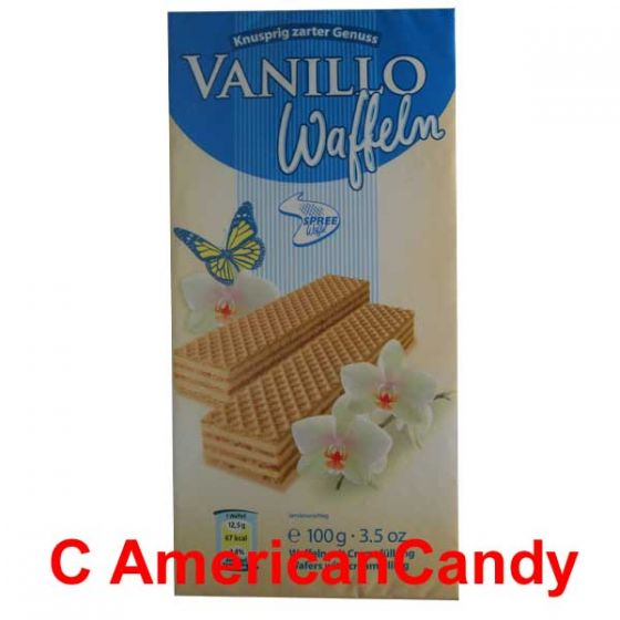 Vanillo Waffeln 100g