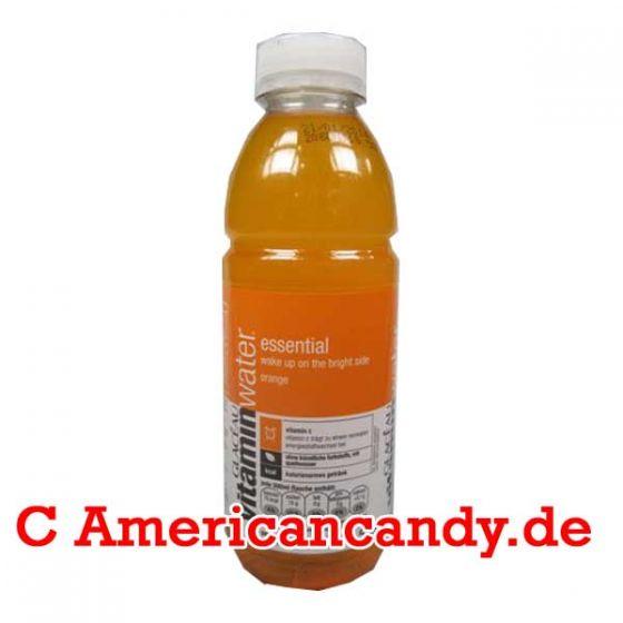 Vitaminwater Essential Orange incl. Pfand