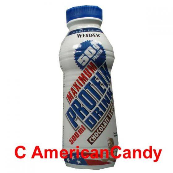Weider Maximum Protein Drink Chocolate