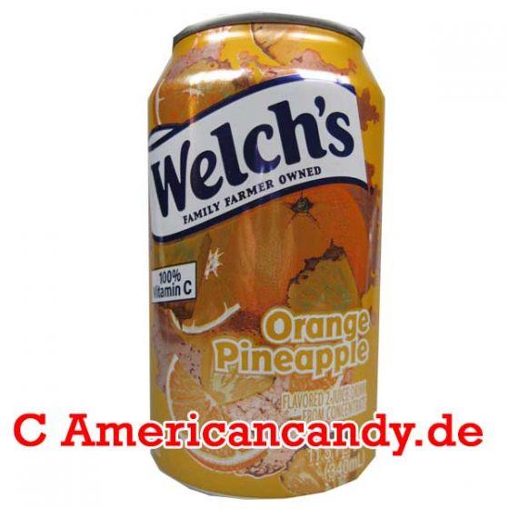 Welch's Orange Pineapple incl. Pfand