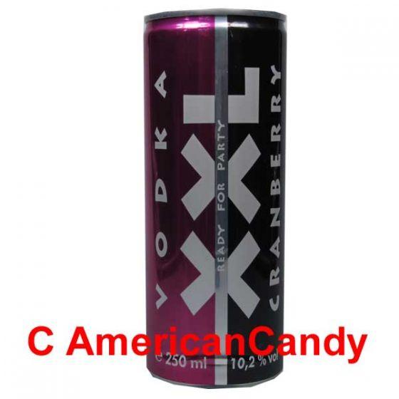 Vodka XXL Cranberry incl. Pfand