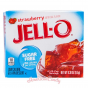 Jell-O Instant Pudding Gelatin Dessert Strawberry Sugar Free