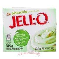 Jell-O Pistachio Cream Instant Pudding & Pie Filling