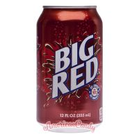 Big Red Soda USA