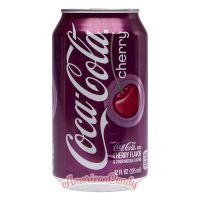 Coca Cola Cherry USA