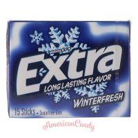 Wrigley's Extra Winterfresh sugar free 15er