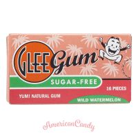 Glee Gum Wild Watermelon sugar free