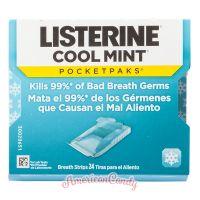 """Listerine  Pocket Paks """"Cool Mint"""""""