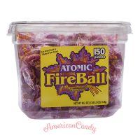 Atomic Fireballs Big Size Box 150 Stk.