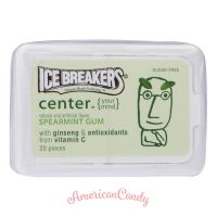 Ice Breakers RETRO CENTER Spearmint