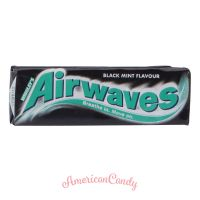 Wrigley's Airwaves Black Mint
