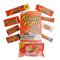 HERSHEY REESE'S-MIX  (10 verschiedene REESE'S Produkte)