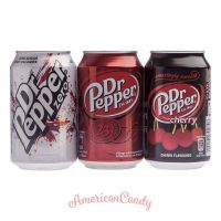 DR. PEPPER-MIX  (24 x Dr. Pepper (2 verschiedene Sorten))