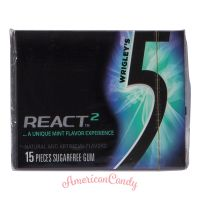Wrigley's 5 React Mint