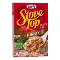 Kraft Stove Top Stuffing Mix for Turkey 170g