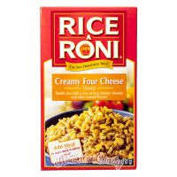 Rice-A-Roni Creamy Four Cheese