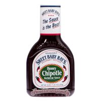 Sweet Baby Ray's Gourmet Barbecue Sauce Honey Chipotle 510g