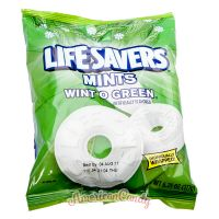 Lifesavers Mints Wint-O-Green / Wintergreen 177g