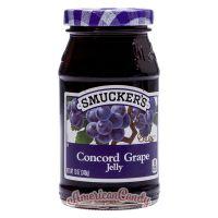 Smucker's Concord Grape Jelly 340g
