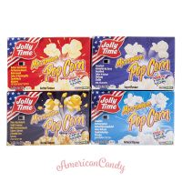 KNÜLLER 4x 300g Jolly Time Microwave Popcorn Mix