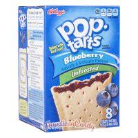 Pop Tarts Blueberry (2 Toast-Taschen)