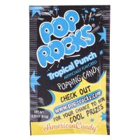 Pop Rocks Popping Candy Tropical Punch