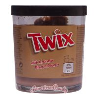 Twix Cream with crunchy Biscuit Pieces 200g