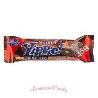 Weider Yippie! Brownie Vanilla Eiweiß- Fitnessriegel