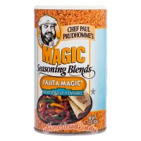 Chef Paul Prudhomme's Magic Seasoning Blends Fajita Magic 142g