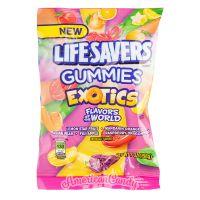 Lifesavers Gummies Exotics GIANT Pack 198g
