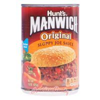 Hunt's Manwich Original Sloppy Joe Hamburger-Sauce 439g