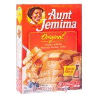 Aunt Jemima Pancake & Waffle Mix 907g