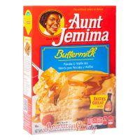 Aunt Jemima Buttermilk Pancake & Waffle Mix (Milk) 907g