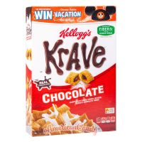 Kellogg's KRAVE Chocolate Multi-grain Cereals