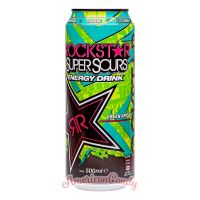 Rockstar Super Sours Green Apple Energy Drink