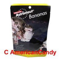 Astronaut Freeze-Dried Bananas