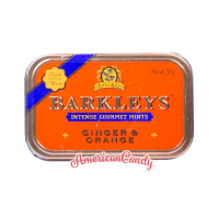 Barkleys Ginger & Orange