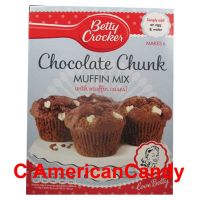 Betty Crocker Chocolate Chunk Muffin Mix 335g