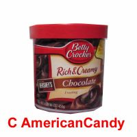 Betty Crocker Rich & Creamy Chocolate Frosting 453g