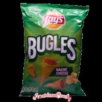 Smiths Bugles Corn Nacho Cheese 100g