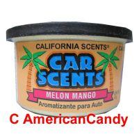 California Car Scents Lufterfrischer Melon Mango