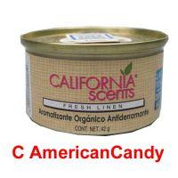 California Scents Lufterfrischer Fresh Linen