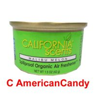 California Scents Lufterfrischer Malibu Melon